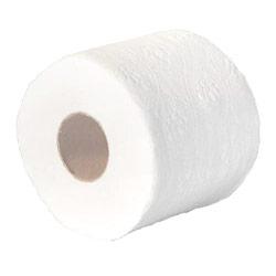 Haushaltsübliches Toilettenpapier 3-lagig